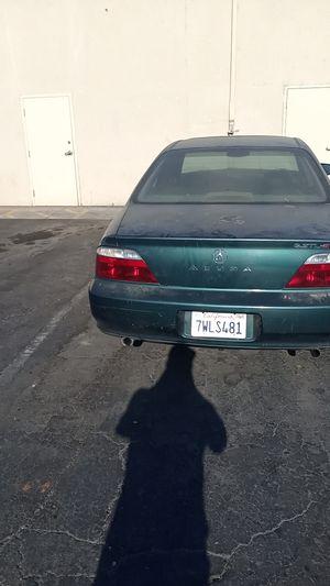 Hobda acura 3.2 tl tipo s 2002 para partes todo esta bueno garantisao for Sale in Selma, CA
