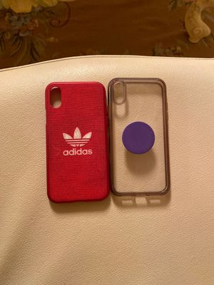 2 iPhone 10 Cases ( 2 for $5 ) for Sale in Secaucus, NJ