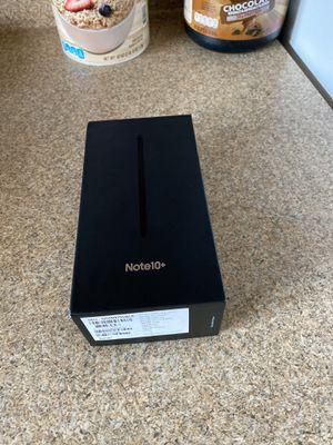 Samsung galaxy note 10+ for Sale in Arlington, VA