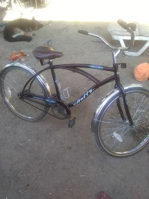 "Cruiser 26"" bike,deep brown paint,plenty of chrome for Sale in Warren, MI"