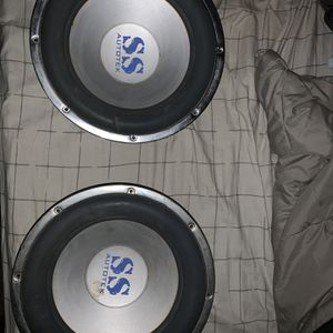 "12"" Subwoofers for Sale in Waco, TX"