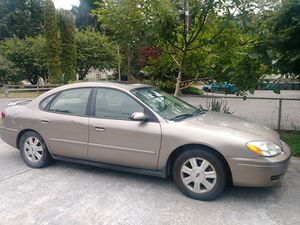 2007 Ford Taurus SEL for Sale in Snohomish, WA