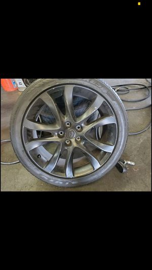"""Rims 19"""" Mazda 6 for Sale in March Air Reserve Base, CA"""
