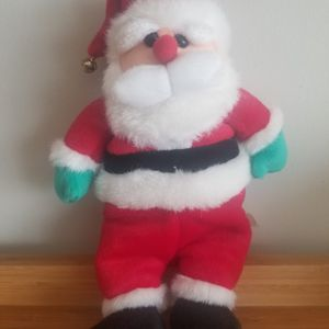 Santa Plush Toy/New for Sale in Germantown, MD