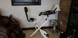 FitDesk Desk Exercise Bike and Office Workstation with Massage Bar for Sale in Miami, FL
