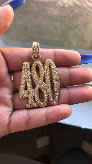 480 charm/medallion/pendant 14k for Sale in Mesa, AZ