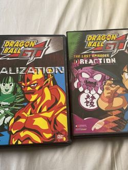 DragonBall GT DVDs for Sale in Whittier,  CA