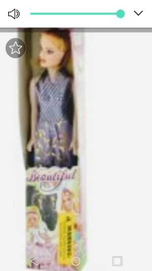Glamorous Fashion Doll for Sale in Webster Springs, WV