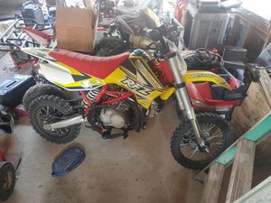 NEW 125cc Apollo Dirt Bike 18x RFZ ... AUTOMATIC 125CC APOLLO for Sale in Hutchins, TX