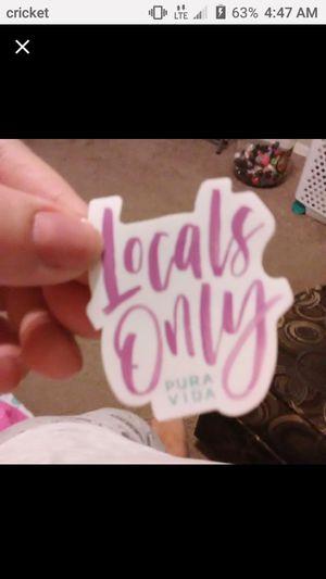 Pura vida sticker for Sale in Port Richey, FL