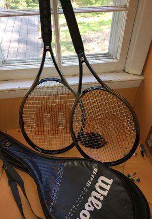 Wilson Racket x2 XLB Stretch Design for Sale in Atlanta, GA