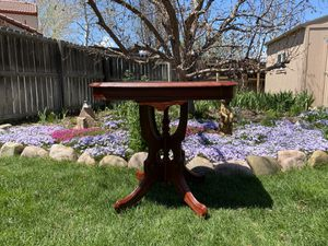 Antique Eastlake/Victorian Side Table for Sale in Westminster, CO