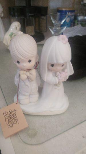 Precious Moments Bride and Groom for Sale in Eddington, PA