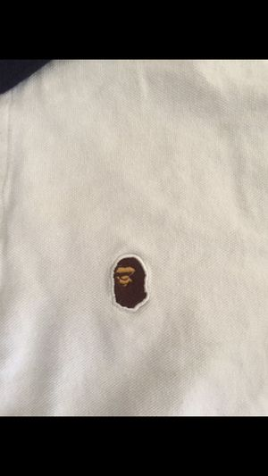 Bape Polo Shirt SZ XL Fits like a M for Sale in Columbus, OH