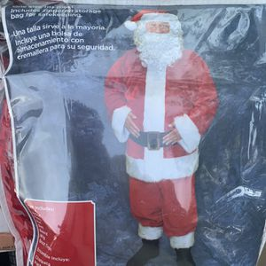 New Santa Outfit for Sale in Salinas, CA