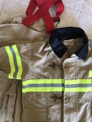 Firefighter Costume 5T for Sale in Santa Fe Springs, CA