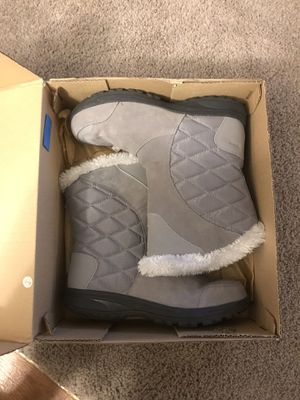 Columbia Women's Ice Maiden II Slip snow boots in size 11 for Sale in Seattle, WA
