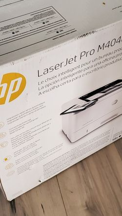 HP Laser Printer M404dn New In Sealed Box for Sale in Torrance,  CA