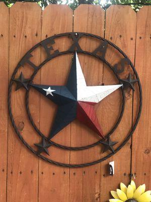 Estrella de Metal for Sale in Houston, TX