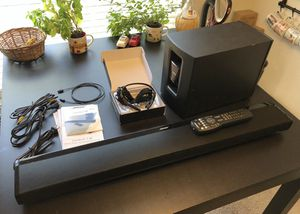 Bose Cinemate 1 SR Soundbar System for Sale in San Diego, CA