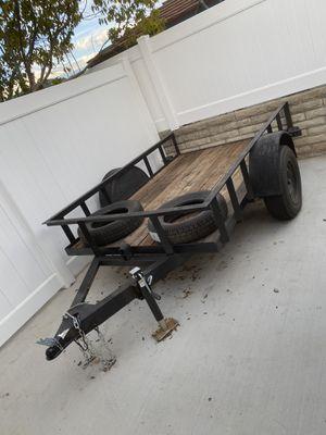 5x8 tilt trailer for Sale in Escondido, CA