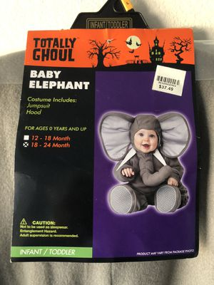 Baby Halloween Costumes is 18-24 months for Sale in Mansfield, TX