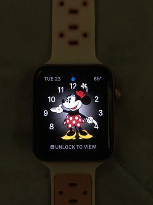 Apple Watch Series 3 42 mm with add ons for Sale in Fontana, CA
