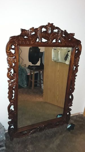 Antique entry way mirror for Sale in Eatonville, WA