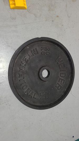20kg Olympic Weights for Sale in Buckeye, AZ