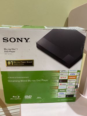 Sony blu ray for Sale in Los Angeles, CA