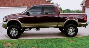 2002 Ford F150 King Ranch Really Clean! for Sale in Des Moines, IA