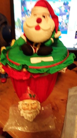 VINTAGE CHRISTMAS ITEMS, DIFFERENT PRICES for Sale in Vinton, IA