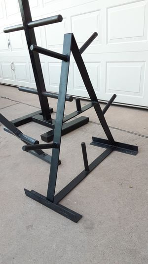 Heavy duty weight tree for Sale in Saginaw, TX