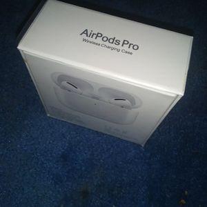 Apple Airpod Pro New New New for Sale in Marietta, GA