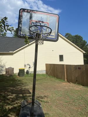 Basketball goal for Sale in Easley, SC