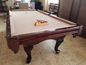 Pool table for Sale in Menahga, MN