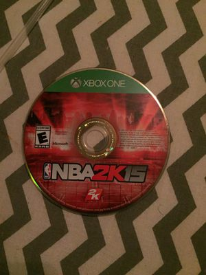 NBA 2k15 for Sale in Abilene, TX