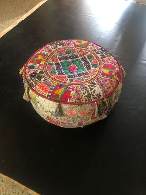 Foot stool/cushion for Sale in Miami, FL