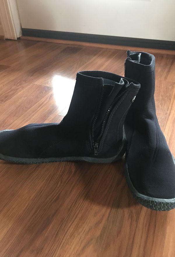 Dive Boots. Henderson Dive Wear - size 12