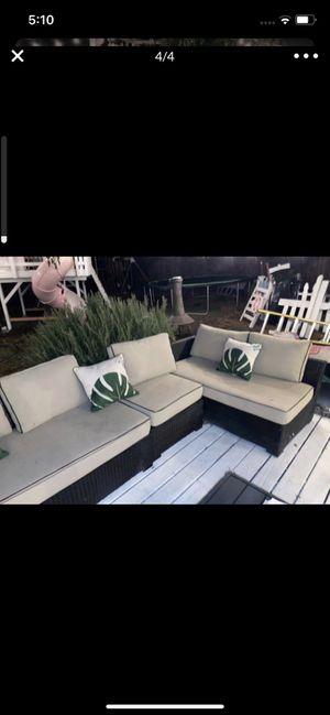 Ashley furniture Patio set for Sale in Fair Oaks, CA