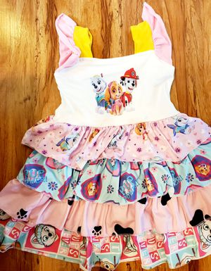 Paw Patrol 4T Dress for Sale in Houston, TX