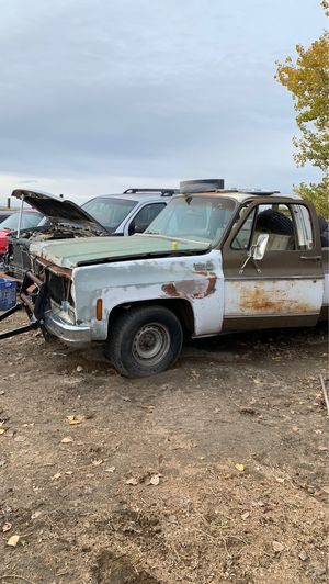 Parts only 1975 GMC Sierra for Sale in Pumpkin Center, CA