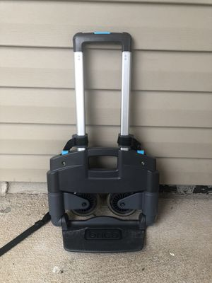 Broca roll and go car seat transporter for Sale in Edison, NJ