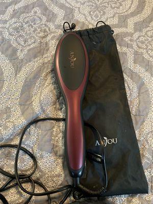 Anjou Hair Straightening Brush for Sale in Glendale, AZ