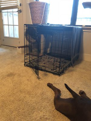 Medium size dog crate for Sale in Austin, TX