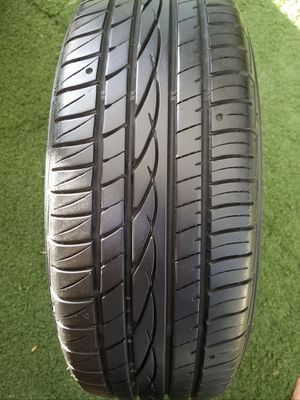 OHTSU outside FP0612 A/S tire. P185/60/14 - like New. ONE TIRE ONLY for Sale in Anaheim, CA