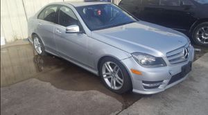 2012 Mercedes C250 Parts for Sale in Houston, TX