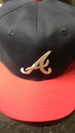 ATLANTA BRAVES OFFICIAL MLB CAP for Sale in Clovis, CA