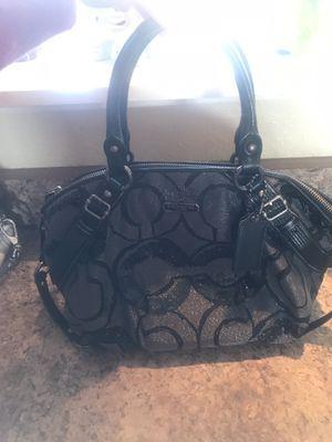 Beautiful black Coach purse for Sale in Colorado Springs, CO