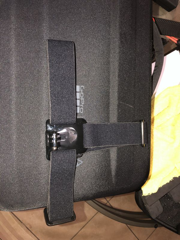 GoPro camera head band new